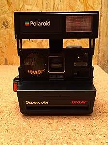 polaroid 670 af sofortbildkamera kamera. Black Bedroom Furniture Sets. Home Design Ideas