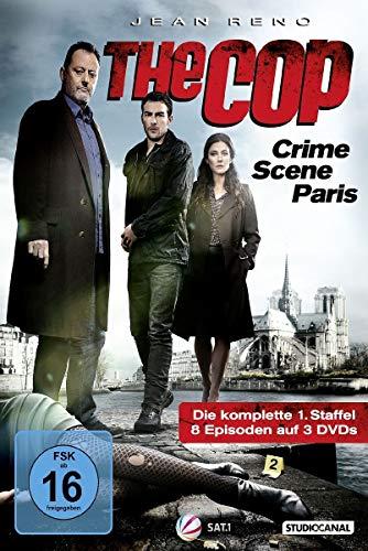 The Cop - Crime Scene Paris - Die komplette 1. Staffel [3 DVDs]