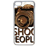 Générique Coque i Shoot People Compatible iphone 7 Transparent