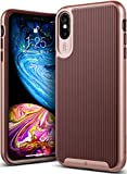 Caseology for iPhone XS Max Case [Wavelength Series] - Slim Fit Dual Layer Protective...