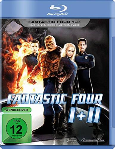 Fantastic Four I + II (BR) [Blu-ray]