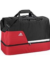 5344e07eed Training Equipment & Goals 50 LITRI ADIDAS Squadra Borsa M Rosso-University  Rosso/Bianco 25 x 45 x 45 CM