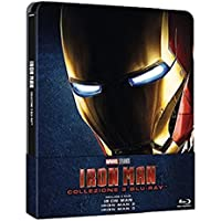 Iron Man Trilogia Steelbook