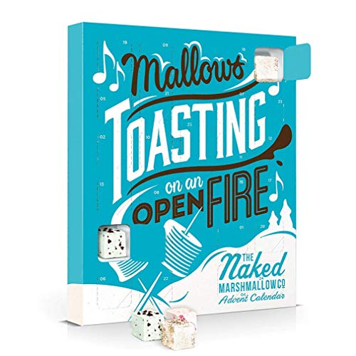 The Naked Marshmallow - Christmas Advent Calendar