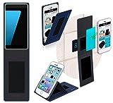 Handyhülle für das Ulefone Future in Blau - Anti Gravity