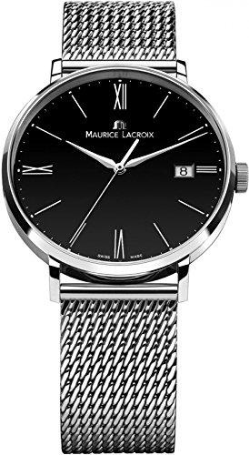 Maurice Lacroix Eliros EL1087-SS002-310-1 Mens Wristwatch Flat & light