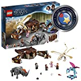 LEGO 75952 Fantastic Beasts Newt´s Case of Magical Creatures, Harry Potter Toys, Wizarding World Playset