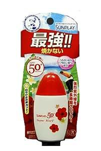 Rohto SUNPLAY   Sunscreen Lotion   Super Block Milk Lotion SPF50+ PA+++ 30g(2...