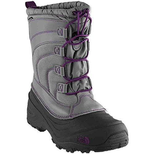 The North Face Botas para niños 5 M US Niños Gris -...
