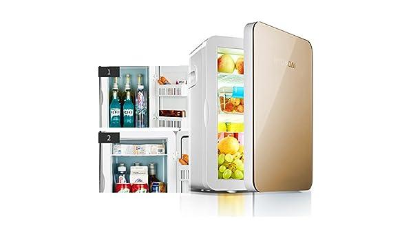 Kleiner Kühlschrank Für Medikamente : 20l mini auto kühlschrank eishitze doppelzweck kühlschrank hause