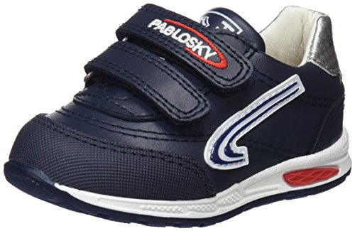 Pablosky 265821, Zapatillas de Deporte Niños, Azul (Azul), 28 EU