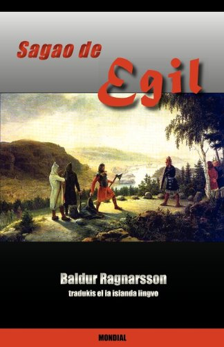 Sagao de Egil (Traduko al Esperanto) (Basque Edition) por Unknown Author
