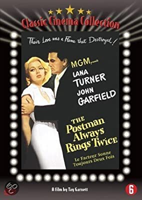 The Postman Always Rings Twice [ 1946 ] + extra's by Lana Turner