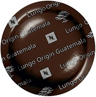 NESPRESSO PRO SOFTBOX DE 50 CÁPSULAS PROFESIONALES LUNGO ORIGIN GUATEMALA