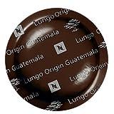 Nespresso Lungo Origin Guatemala PRO COFFEE 50 Capsules ,New. For Gemini , Zenius , Aguila Coffee...