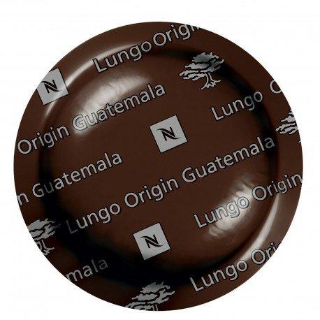 Nespresso Pro Set mit 50 Kapseln Lungo Origin Guatemala