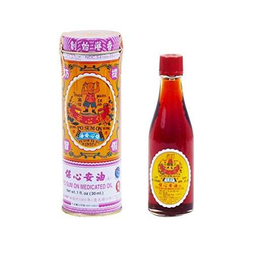 The Oriental Shop Po Sum On Oil Med