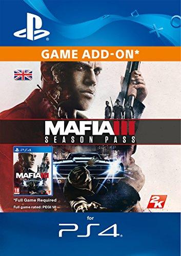 Price comparison product image Mafia III Season Pass [PS4 PSN Code - UK account]
