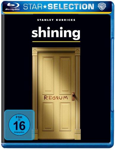 Shining [Blu-ray] (Nicholson Jack Film)