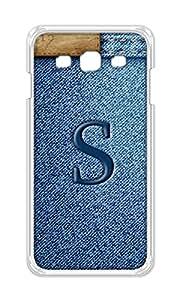 CaseRepublic Printed Back Cover for Samsung Galaxy E7