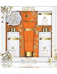 Baylis & Harding Skin Spa Aromathérapie Pack Bien Etre Ensemble Cadeau Neroli/Orange