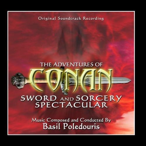 Price comparison product image Conan: Sword and Sorcery Spectacular - Original Soundtrack Recording
