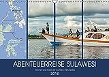 ABENTEUERREISE SULAWESI (Wandkalender 2018 DIN A3 quer): Eine Abenteuer- und Tauchreise auf der Indonesischen Insel Sulawesi (Monatskalender, 14 ... [Kalender] [Apr 13, 2017] Gödecke, Dieter