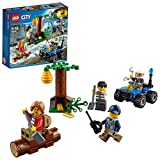 LEGO UK - 60171 City Mountain Police Mountain Fugitives Construction Toy