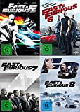 Fast and the Furious 5 - 8 Collection
