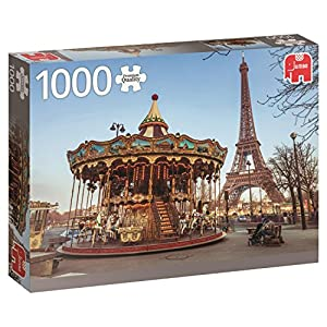 Jumbo 618547 - Puzzle de 1000 piezas, Paris - France