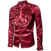 Traje de la Etapa Covermason Camisa de Noche Blusa sólida la Etapa
