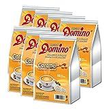 7x DOMINO Kaffeepads Karamell (á 18 Pads)