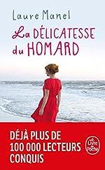 La Délicatesse du homard de Laure Manel