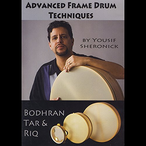 Advanced Frame Drum Techniques [DVD] [Import] (Frames Usa)