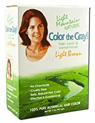Color the Grey Light Brown 7 OZ