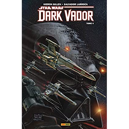 Star Wars - Dark Vador T04