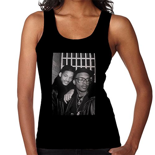 David Corio Official Photography - DJ Jazzy Jeff and The Fresh Prince London 1986 Women's Vest