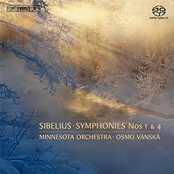 Sinfonien 1 Und 4