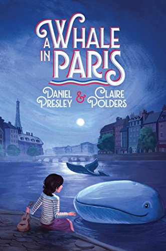 A Whale in Paris (English Edition)