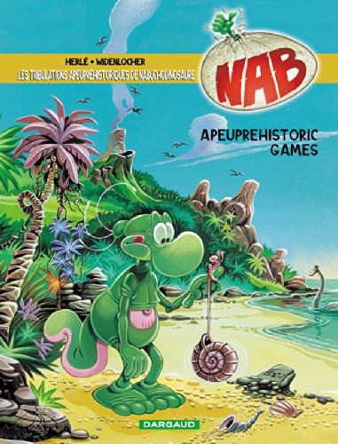 Nabuchodinosaure, tome 9 : Apeuprehistoric Games