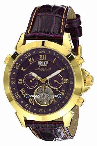 Calvaneo 7 – Reloj color morado