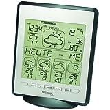 Technoline Wetterdirektstation WD 9550 - Wetterstation mit Wettervorhersage für 5 Tage