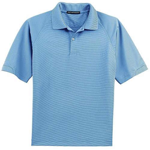 Port Authority Dry Zone; Ottomane Sport Shirt K525 Blau - Blue Lake