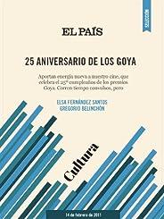 25 aniversario de los Goya
