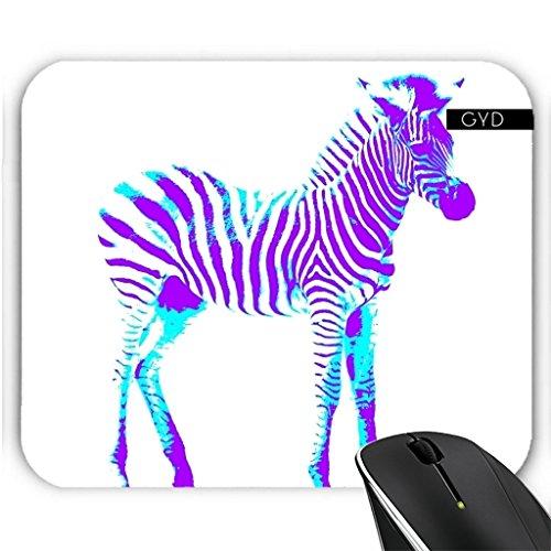 Muismat - Zebra Selvatico Africa Fresco by
