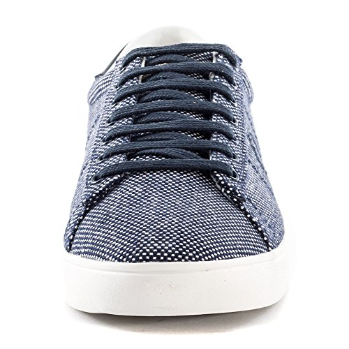 Fred Perry Spencer Two Tone Heavy Canvas Navy Bleu