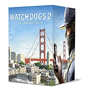 Watch Dogs 2 San Francisco Edition (Xbox One) (B01GS5I8NQ) | Amazon Products
