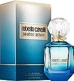 Roberto Cavalli Paradiso Azzurro 75ml Eau de Parfum Essence Spray mit Geschenk Tüte