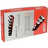 KS Tools 517.0248 Jeu de 8 clés polygonales doubles coudées Classic 6 x 7-20 x 22 mm