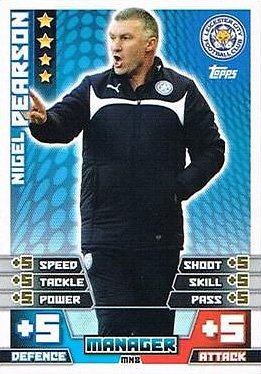 match-attax-extra-2014-2015-nigel-pearson-leicester-city-manager-head-coach-14-15